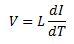 Inductor Voltage Equation